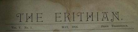 The Erithian header